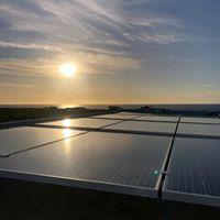 Off grid solar system installation Rancho Migriño Cabo San Lucas