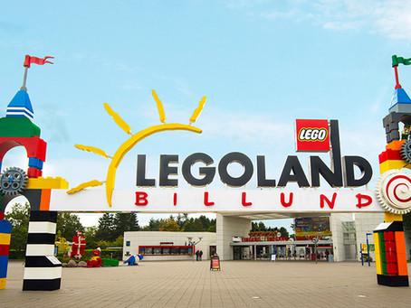 A BILLUND, IN DANIMARCA, PER SCOPRIRE LEGOLAND