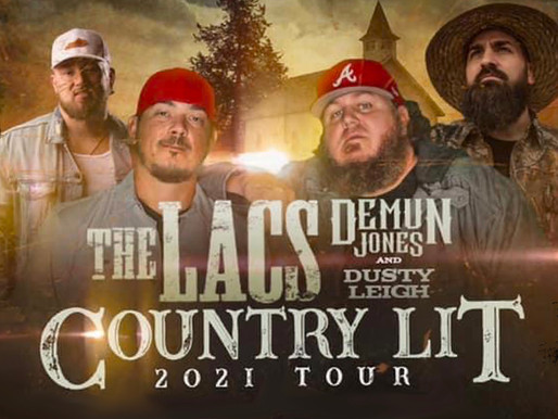 Tour Dates for The LACS, Demun Jones and Dusty Leigh