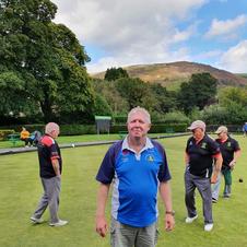 Greg 'Buck' Edwards, who else !!!