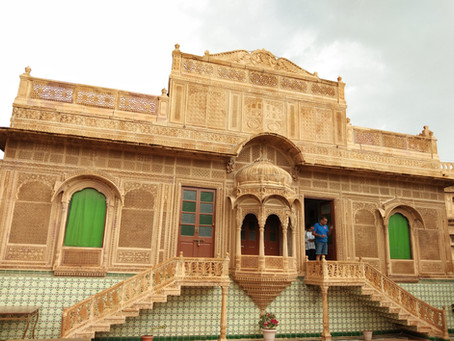 Exploring the Golden City.....Jaisalmer......My personal experience...Blog-2
