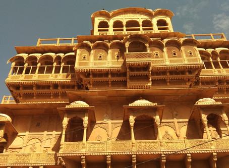 Exploring the Golden City-Jaisalmer.....my personal experience......Blog-1