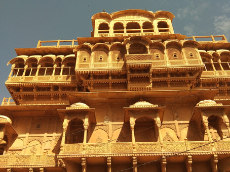 Exploring the Golden City-Jaisalmer.....my personal experience......Blog-1