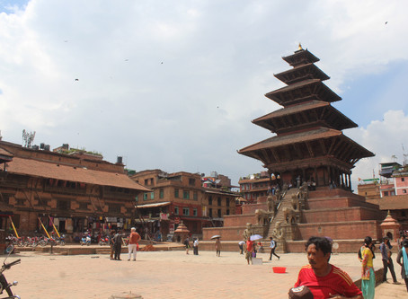 Kathmandu Valley: Cultural capital of Himalayas