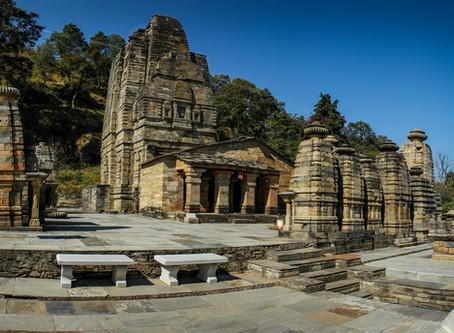 STORY OF STONES FROM UTTRAKHAND #Temples of Uttarakhand#architectural gems