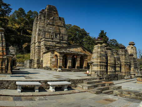 STORY OF STONES FROM UTTRAKHAND #Temples of Uttarakhand#architectural gems