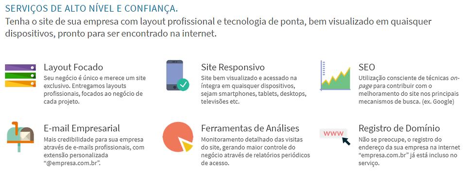 Internet empresarial dedicado