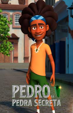 Pedro e a Pedra Secreta