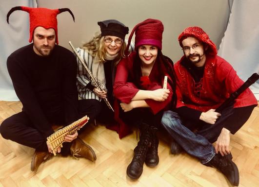 predstava Tinka Tonka Flavtofonka