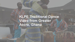 KPLE Traditional Dance from Greater Accra, Ghana