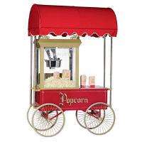 Popcornvogn