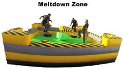 Meltdown zone