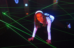Laserlabyrint
