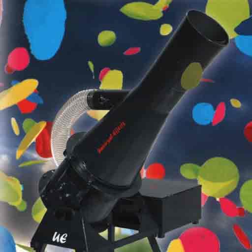 Confetti-kanon