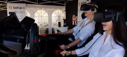 VR-simulator
