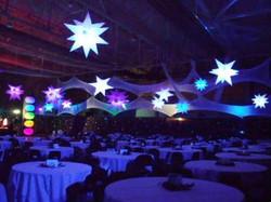 Stjerneformet dekor