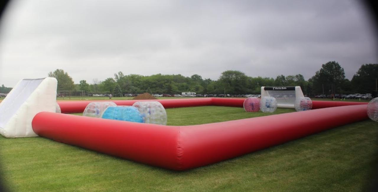 Arena for boblefotball