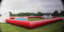 Boblefotball-arena