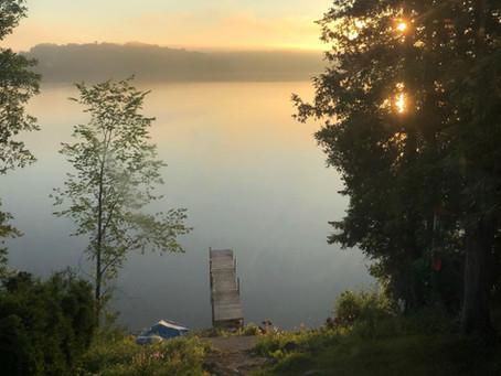 Lake Stories: Dad's Love of Muskrat Lake