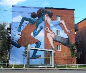 Mural Kanada