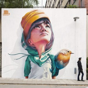 Mural Švedska