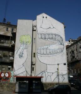 Beogradski Mural