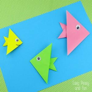 origami-ribice
