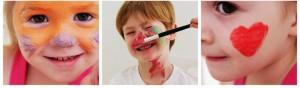skola slikanja za decu boje