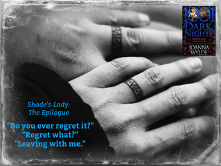 Shade's Lady Epilogue and wide release!