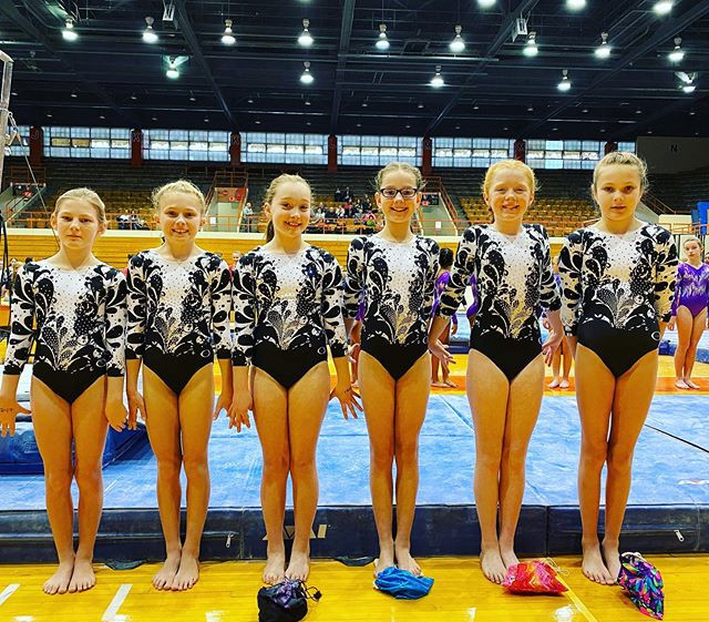 Such an awesome job to our Xcel gymnasts