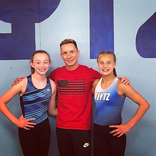 It's choreography season! Thanks, Dom! #