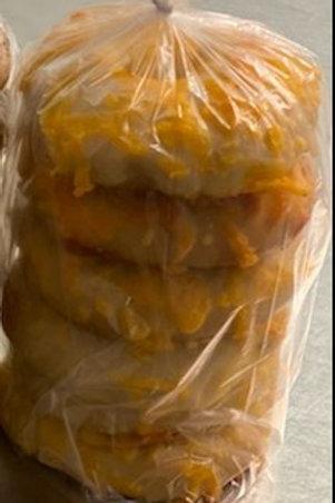 Cheddar Cheese Bagel (6pk)