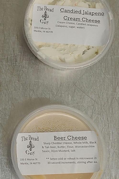 Pretzel/Bread Dips/Spread