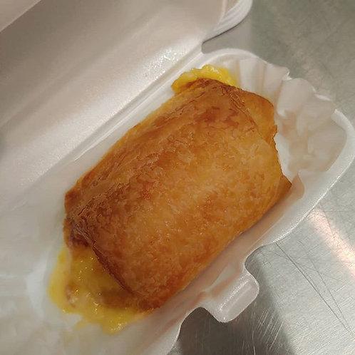 Ham & Smoked Gouda Croissant Pocket