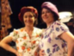 Louise et Michelle