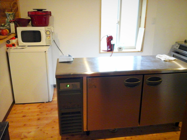 つづねの森ゲストハウス キッチン