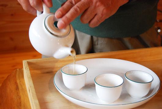 中国茶 長野