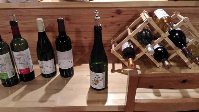 ワインの夕べ