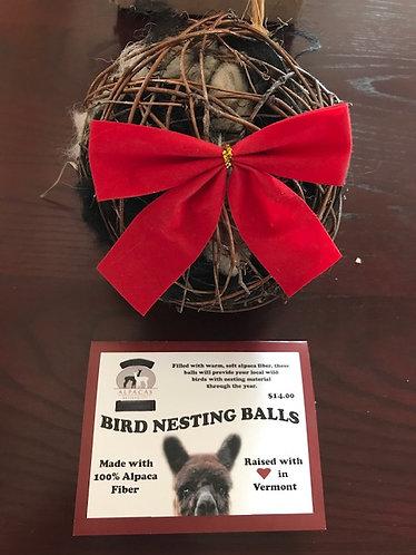 Bird Nesting Balls