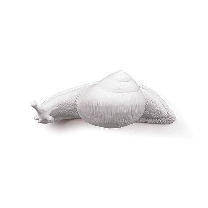 Hangers Snail Slow White