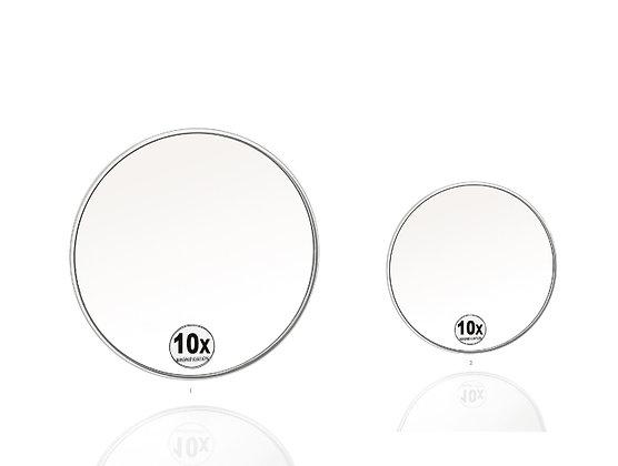 Specchio con Ventose X10