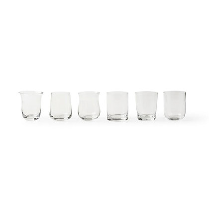 Set 6 Tumbler Forme Assortite