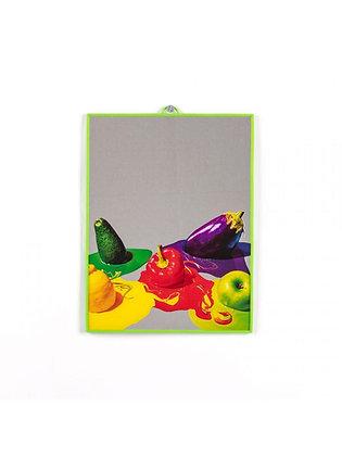 Specchio Piccolo Toiletpaper - Vegetables