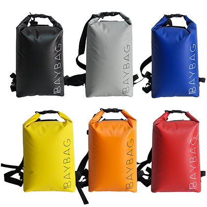 Zaino Waterproof pvc backpack 15 lt