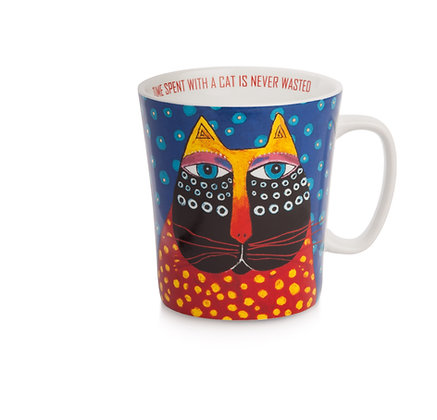 Mug Laurel Burch Blu