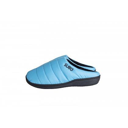 SUBU Sandalo invernale - Azzurro