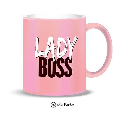 Tazza LADY BOSS - Rosa