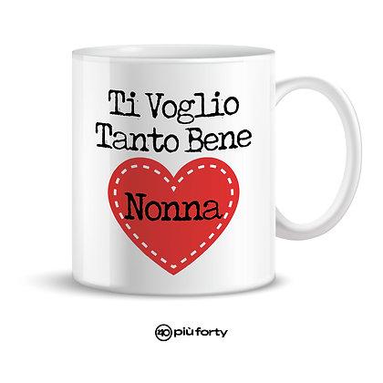 Tazza TI VOGLIO TANTO BENE NONNA