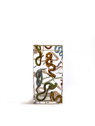 Vaso Grande Toiletpaper - Snakes