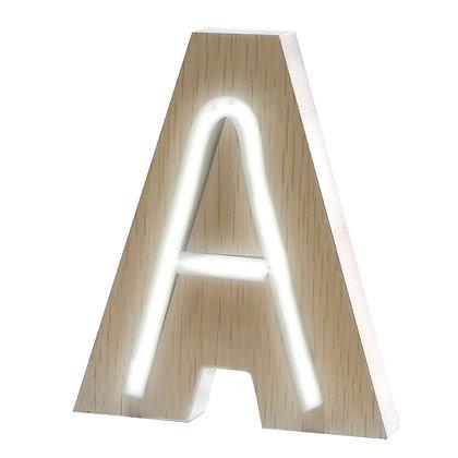 Lettere NEON - A